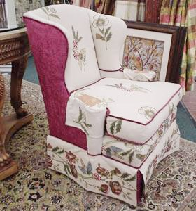 Chair And Furniture Upholstery In Augusta GA At Park Avenue Fabrics